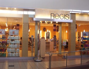 Regis commercial storefront